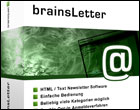 brainsLetter Newsletter Software